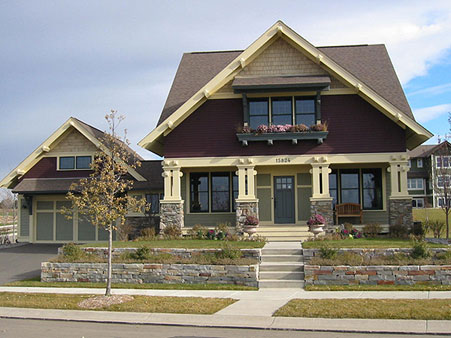 Architectural Detail applied to Residential Design
