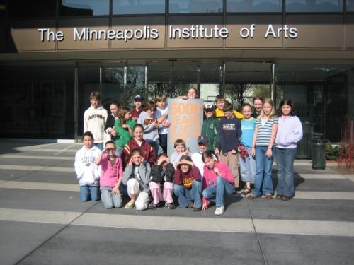 -Minneapolis Institute of the Arts-