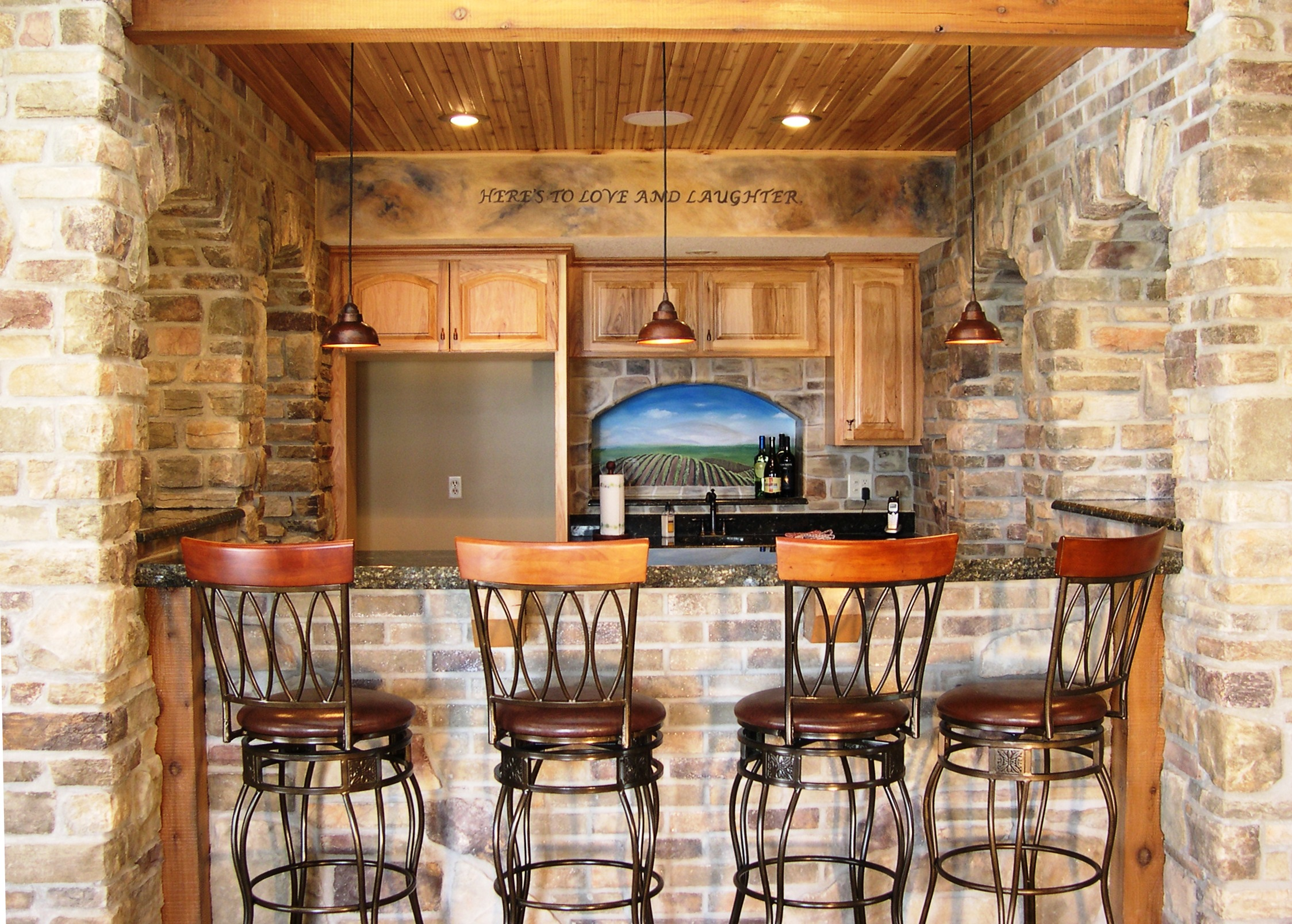 House plans and home designs free blog archive free for How to build a wet bar at home