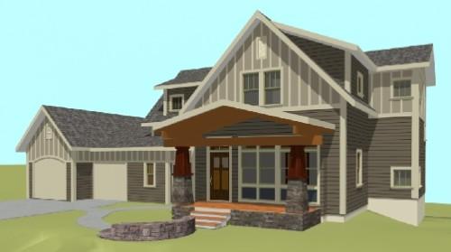LEED-H House