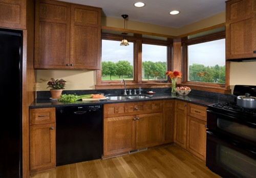 Quality cabinetry, flooring and counters save money in the long run