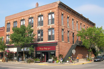 Downtown Northfield, Minnesota
