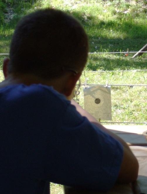 BB gun sharpshooter