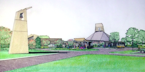 St. Ansgar Lutheran Church Master Plan