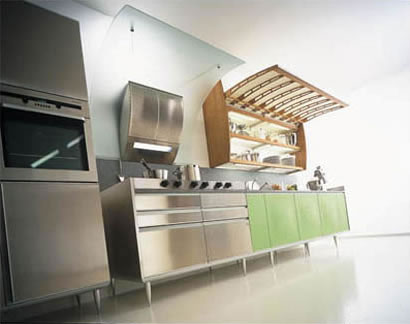Val Cucine kitchen vignette