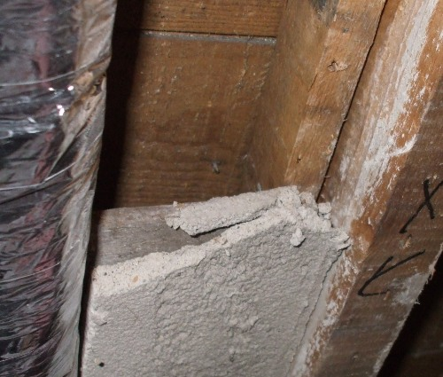 Intermediate lath and plaster