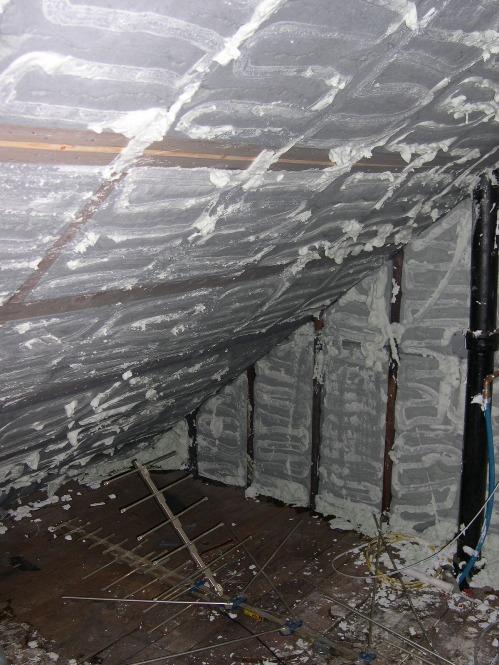 Airkrete Insulation